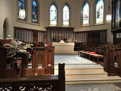 What to expect at services – Grace Episcopal Church