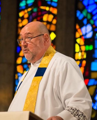 The Rev. William C. Parnell, Canon to the Ordinary